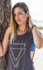 *NEW* Himba Tank - Organic Cotton Bamboo Yoga Top