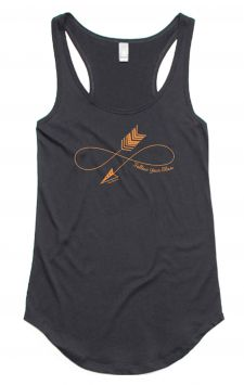 *NEW* Follow Bliss Organic Cotton Bamboo Yoga Top