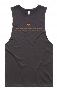*NEW* Earth Girl Tank - Organic Cotton Bamboo