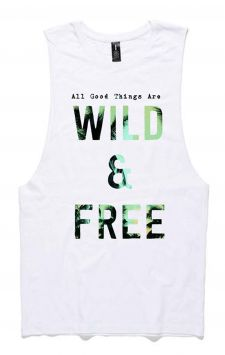 *NEW* Wild & Free - Organic Cotton Bamboo