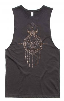 *NEW* Inca Tribe - Organic Cotton Bamboo Unisex Tank
