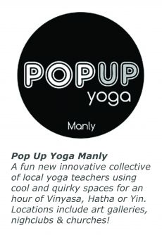 Pop Up Yoga Manly