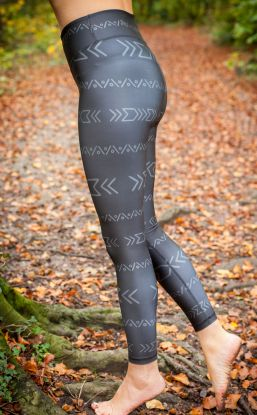 *NEW* Eco - Leggings - Zanzibar Print