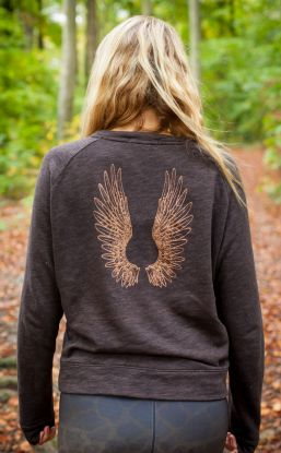 **NEW** Angel Wings Sweater