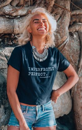 *NEW* Imperfect Boxy Tee - Organic Cotton/Bamboo