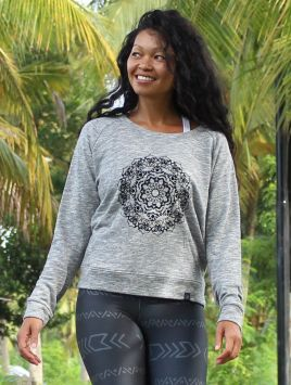 **NEW** Isha Mandala Sweater